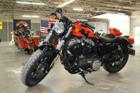 2020 Harley-Davidson Forty-Eight XL1200X thumb 0
