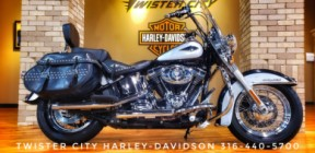 2013 Harley-Davidson® Heritage Softail® Classic : FLSTC103 for sale near Wichita, KS thumb 2