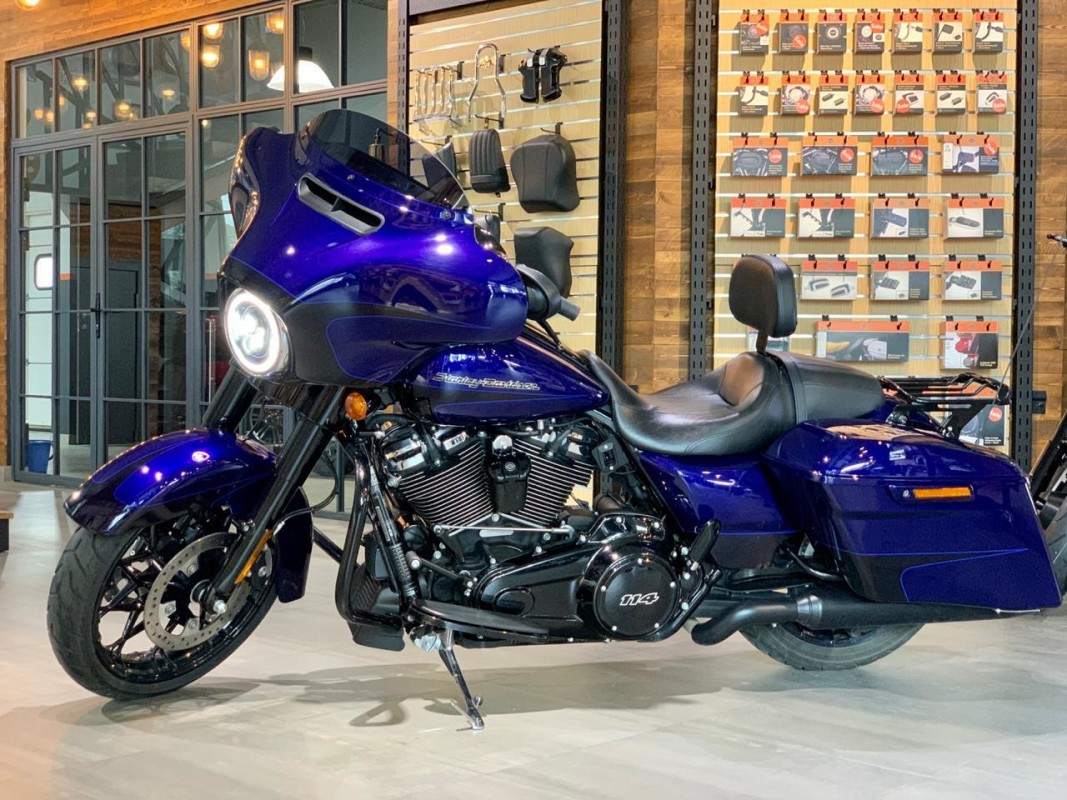 Harley-Davidson® Touring® Street Glide Special® 114