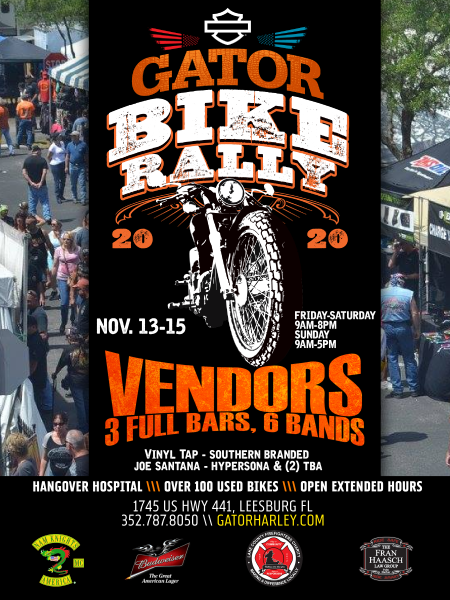 Gator Bike Rally