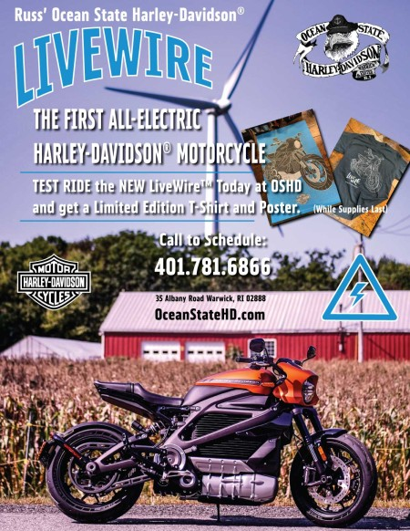 LiveWire Test Ride Giveaway