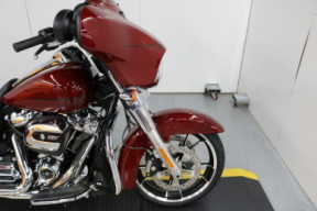 2020 Harley-Davidson® Street Glide FLHX Bagger In Red W/Boom GTS Radio thumb 0
