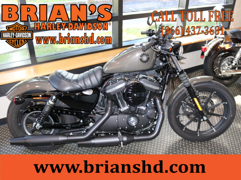 Used 2019 Harley-Davidson® Sportster Iron 883 W/ABS & Security