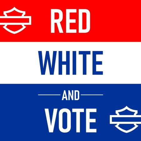 Red White & Vote