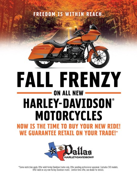 Fall Frenzy - Freedom is Within Reach!