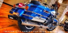 2016 Harley-Davidson® Road King® Police Special : FLHP for sale near Wichita, KS thumb 0