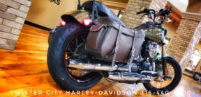 2017 Harley-Davidson® Street Bob® : FXDB103 for sale near Wichita, KS thumb 0