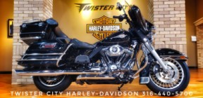 2013 Harley-Davidson® Electra Glide® Classic : FLHTC for sale near Wichita, KS thumb 2