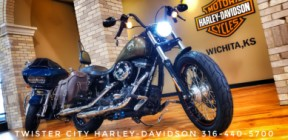 2017 Harley-Davidson® Street Bob® : FXDB103 for sale near Wichita, KS thumb 1