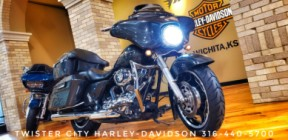 2009 Harley-Davidson® Street Glide® : FLHX for sale near Wichita, KS thumb 1