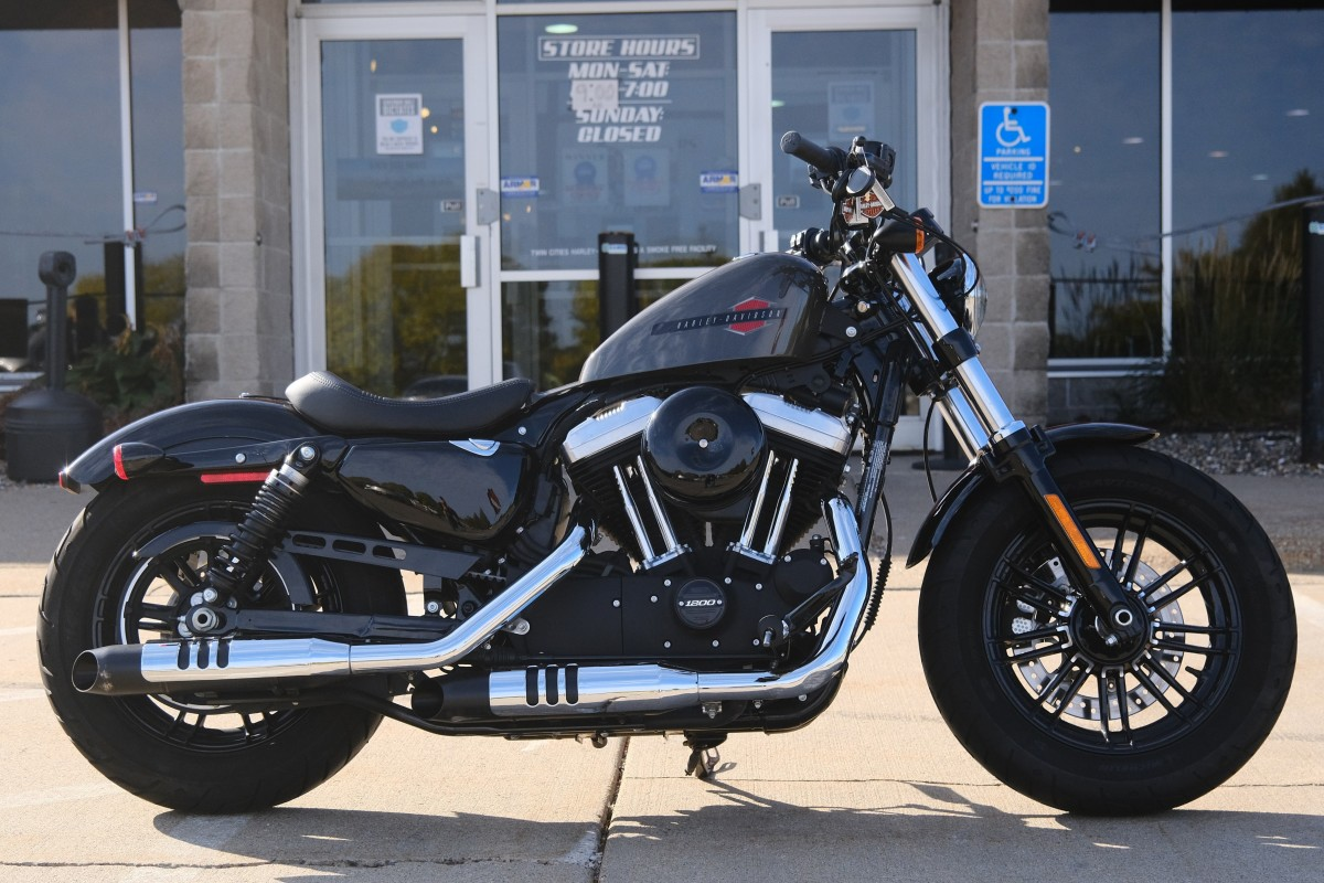 2019 Forty-Eight XL 1200X