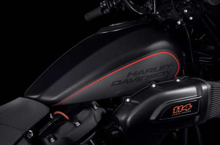 Absolutely Dominate with the Harley-Davidson FXDR 114