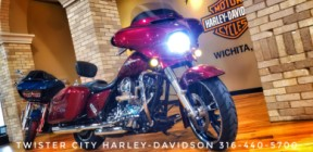 2016 Harley-Davidson® Street Glide® Special : FLHXS for sale near Wichita, KS thumb 1