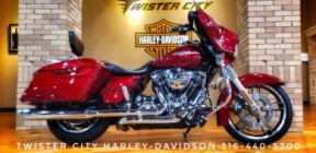 2016 Harley-Davidson® Street Glide® Special : FLHXS for sale near Wichita, KS thumb 2