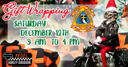 Gift Wrapping by Christian Motorcycle Association