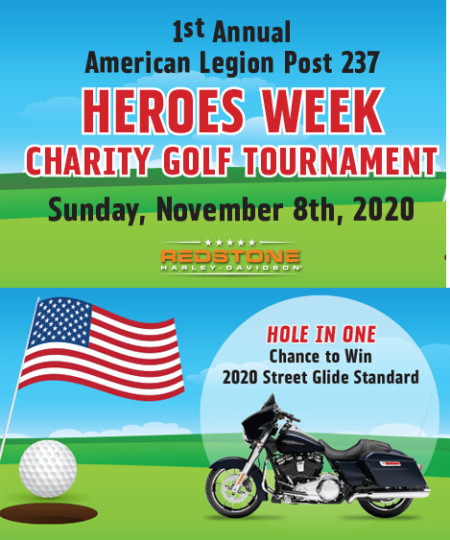 Heroes Week Charity Golf Tournament