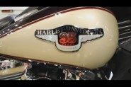 Red/Champagne 1998 Harley-Davidson® Electra Glide Ultra Classic  FLHTC-UI