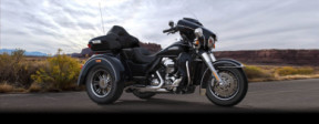 2016 Harley-Davidson® Tri Glide® Ultra : FLHTCUTG for sale near Wichita, KS thumb 2