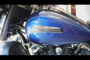 Superior Blue 2016 Harley-Davidson® Electra Glide® Ultra Classic® Low FLHTCUL