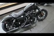 Used 2020 Harley-Davidson® Sportster Iron 883 Cruiser In Matte Black