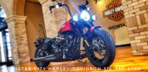 2016 Harley-Davidson® Softail Slim® S : FLSS for sale near Wichita, KS thumb 1