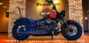 2016 Harley-Davidson® Softail Slim® S : FLSS for sale near Wichita, KS thumb 2