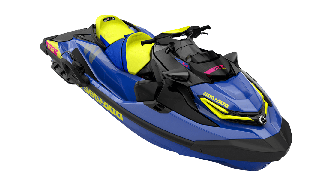 2021 Sea-Doo Wake PRO 230 with sound