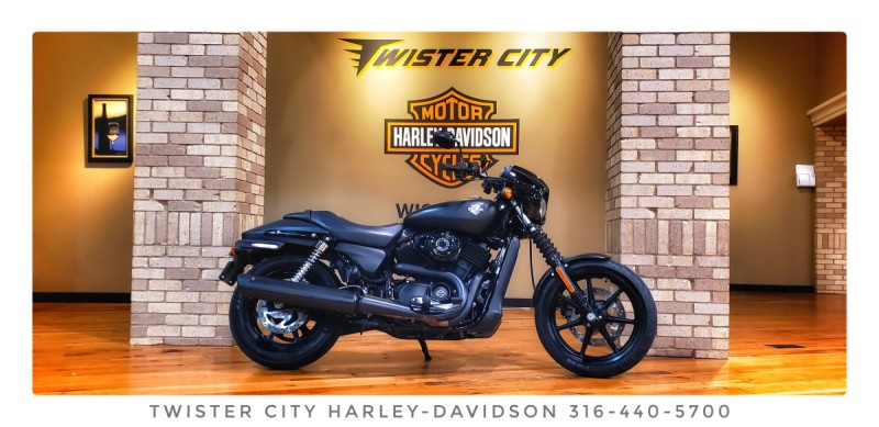 2015 Harley-Davidson® Street™ 500 : XG500 for sale near Wichita, KS
