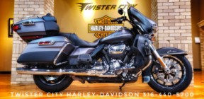 2017 Harley-Davidson® Ultra Limited : FLHTK for sale near Wichita, KS thumb 2