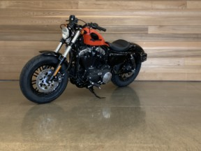 2020 XL1200X Forty-Eight Sportster 1200 thumb 2