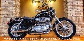 2003 Harley-Davidson® Sportster® 883 Hugger : XLH 883 HUG for sale near Wichita, KS thumb 2