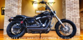 2011 Harley-Davidson® Street Bob® : FXDB for sale near Wichita, KS thumb 2