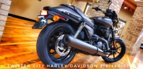 2015 Harley-Davidson® Street™ 500 : XG500 for sale near Wichita, KS thumb 0