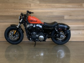 2020 XL1200X Forty-Eight Sportster 1200 thumb 1