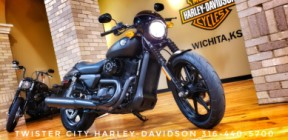2015 Harley-Davidson® Street™ 500 : XG500 for sale near Wichita, KS thumb 1
