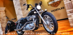 2003 Harley-Davidson® Sportster® 883 Hugger : XLH 883 HUG for sale near Wichita, KS thumb 1