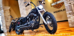 2011 Harley-Davidson® Street Bob® : FXDB for sale near Wichita, KS thumb 1