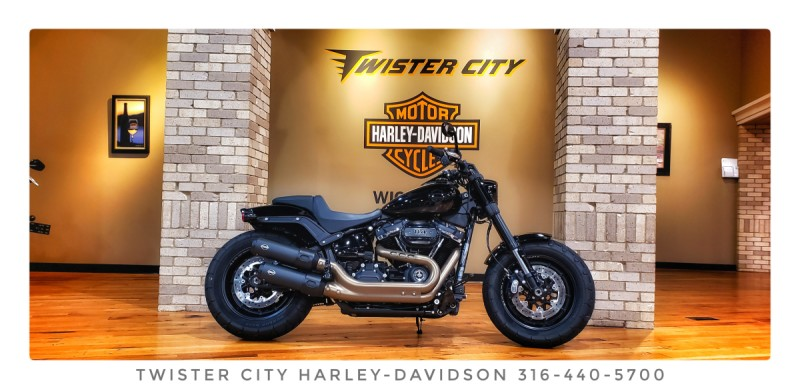 2018 Harley-Davidson® Fat Bob® 114 : FXFBS for sale near Wichita, KS