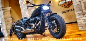 2018 Harley-Davidson® Fat Bob® 114 : FXFBS for sale near Wichita, KS thumb 1