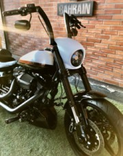 Pre-Owned 2017 CVO Softail Pro Street Breakout 110 thumb 2