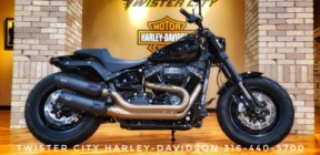 2018 Harley-Davidson® Fat Bob® 114 : FXFBS for sale near Wichita, KS thumb 2