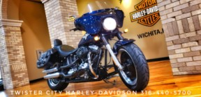 2012 Harley-Davidson® Fat Boy® Lo : FLSTFB103 for sale near Wichita, KS thumb 1