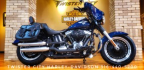 2012 Harley-Davidson® Fat Boy® Lo : FLSTFB103 for sale near Wichita, KS thumb 2