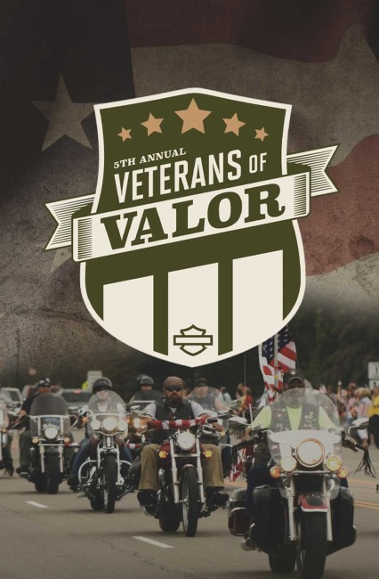 5th Annual Veterans of Valor Ride