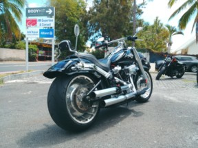 Harley Davidson Softail Fat Boy Stage 2 thumb 1