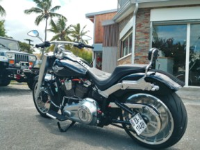 Harley Davidson Softail Fat Boy Stage 2 thumb 2