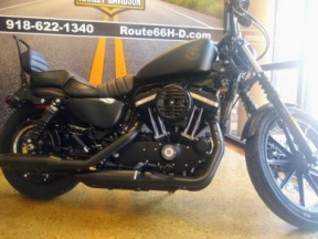 Black Denim 2020 Harley-Davidson® Iron 883™ XL883N thumb 0