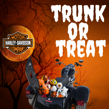 Trunk or Treat at Tallahassee Harley-Davidson