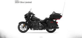 2020 Harley-Davidson® Ultra Limited – Black Option thumb 1