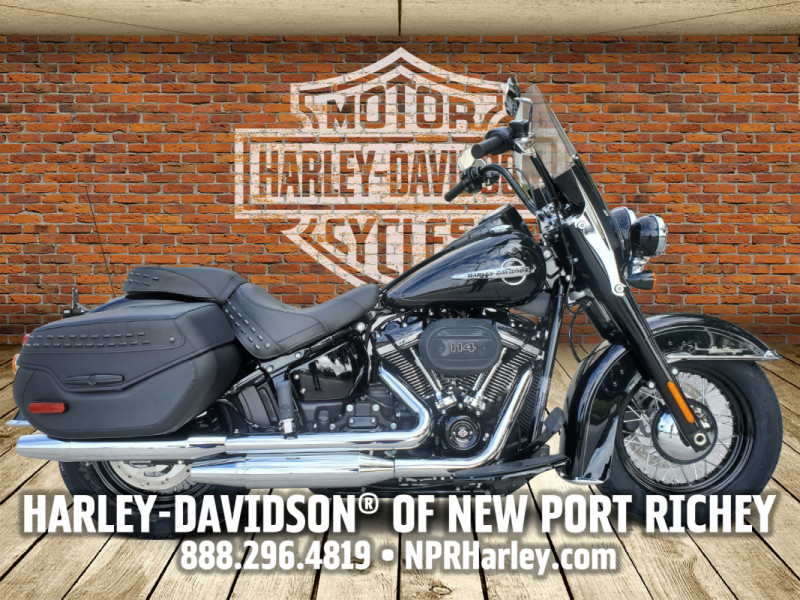 2020 Harley-Davidson<sup>®</sup> Heritage Classic 114